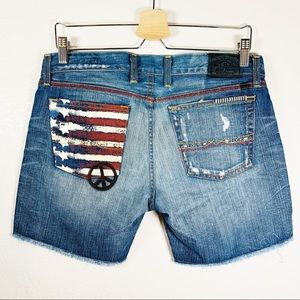 "LUCKY BRAND ""Riley"" SHORTS size 4/27"